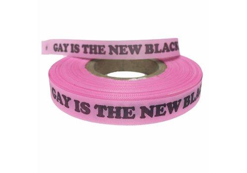 MixMamas Gay is the New Black - Bonfim lint op rol