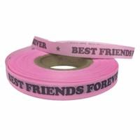 Armbandjes Best friends forever op rol