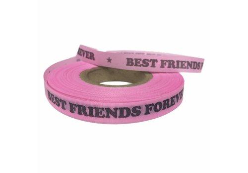 MixMamas Armbandjes Best friends forever roze