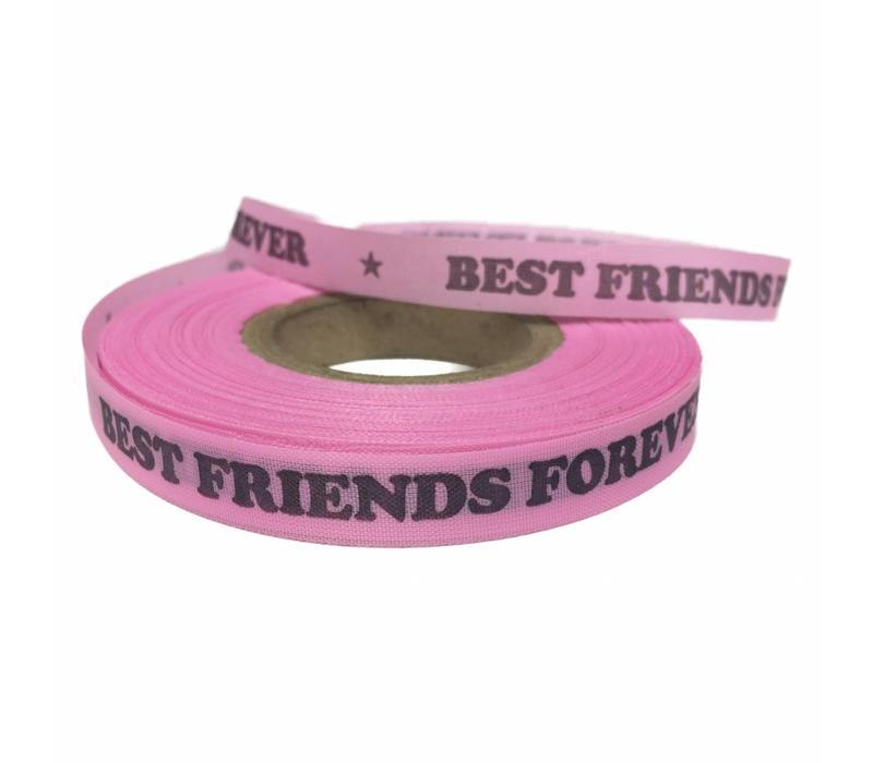 Lint op rol Best friends forever op rol