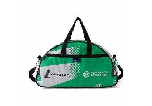 Used2b Used2b Bowling Bag Lafarge groen