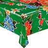MixMamas Mexicaans Tafelzeil Fortin Vierkant - 120 x 120 cm - Groen
