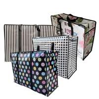 Big Shopper Medium  Modern - 50 x 35 cm - Set van 4