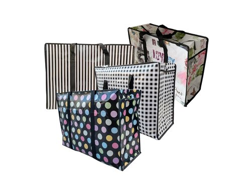 MixMamas Big Shopper Medium  Modern - 50 x 35 cm - Set van 4