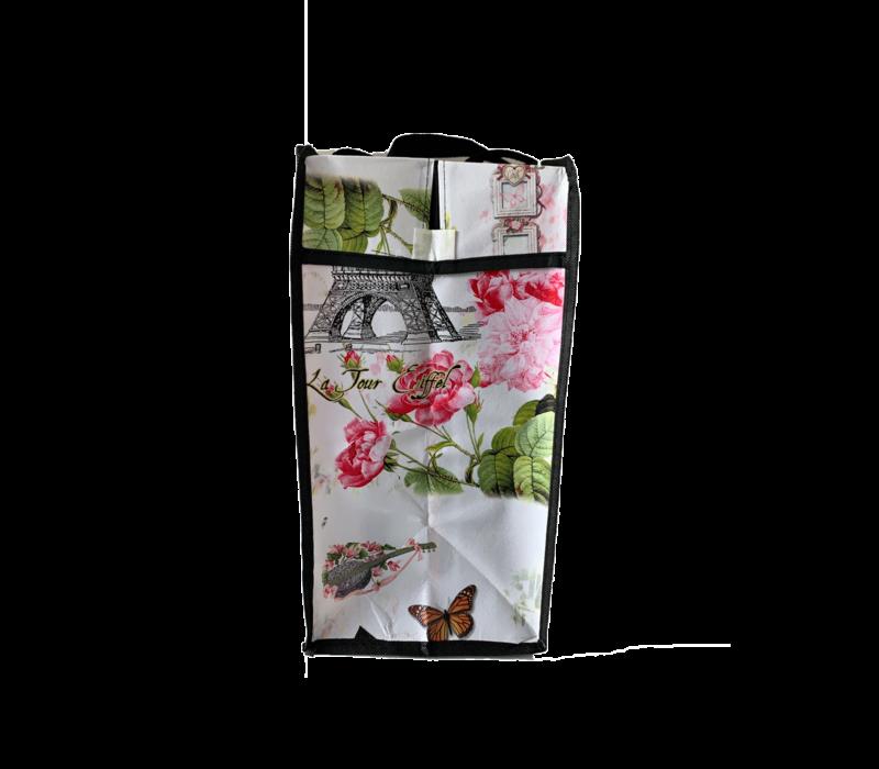 Big Shopper Medium met rits - 50 x 35 cm - Paris