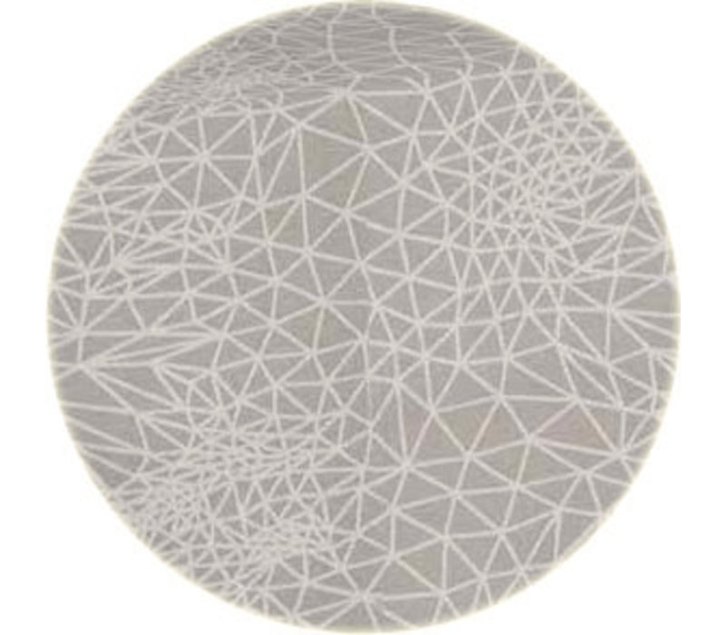 Rond Tafelkleed Gecoat - Ø 180 cm - Infinity -Beige