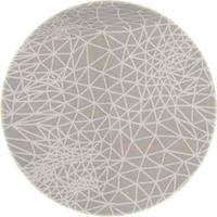 Rond Tafelkleed Gecoat - Ø 140 cm - Infinity - Beige