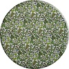 MixMamas Rond Tafelkleed Gecoat - Ø 140 cm - Tropenkolder groen