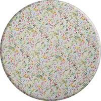 Rond Tafelkleed Gecoat - Ø 140 cm - Bouquet