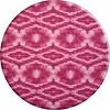 MixMamas Rond Tafelkleed Gecoat - Ø 140 cm - Tie Dye roze