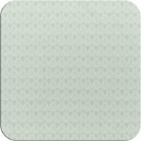 Vierkant Tafelzeil - Ø 140 cm - Ornaments Almond Green