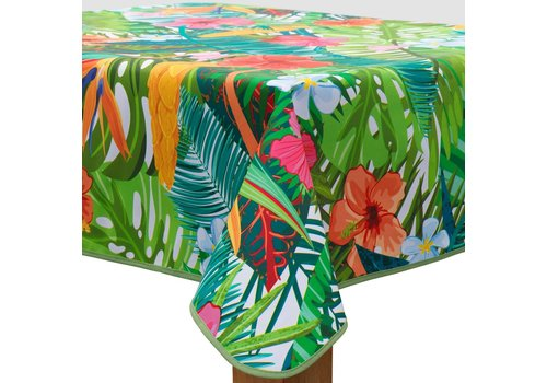 MixMamas Tafelzeil 140 x 250 cm - Paradise Jungle