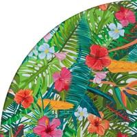 Rond Tafelzeil - Ø 140 cm - Paradise Jungle