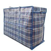 Big Shopper / Opbergtas / Waszak XL 70x50cm - Blauw