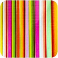 Tafelzeil Saltillo - 120 cm x 200 cm - Roze