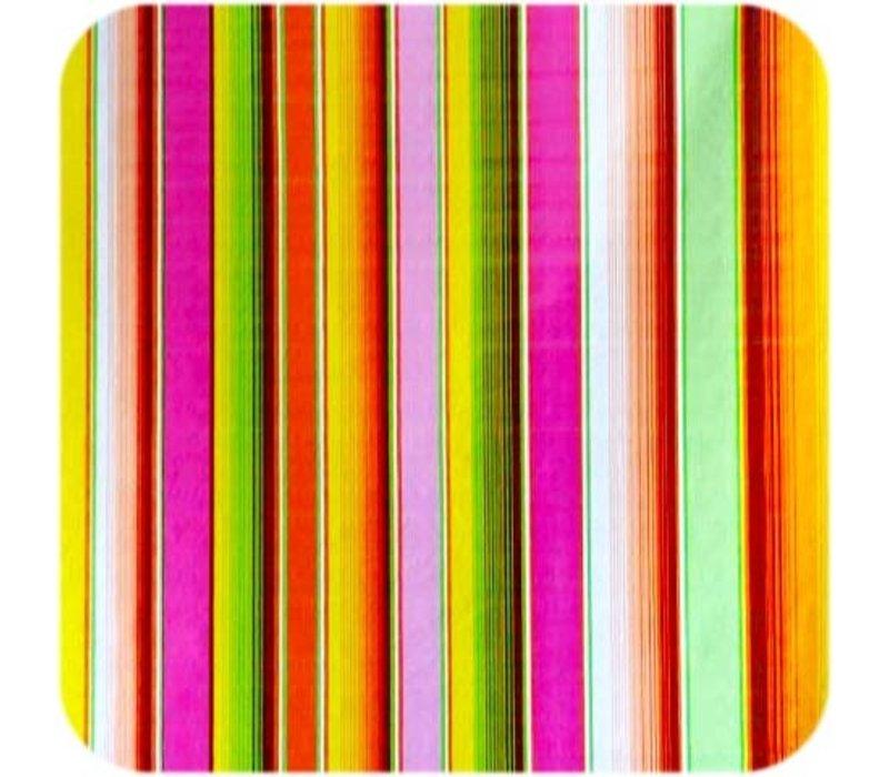 Tafelzeil Saltillo - 120 cm x 250 cm - Roze