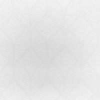 Vierkant Tafelkleed Gecoat Jacquard  - Ø 180 cm - Ogee - Wit
