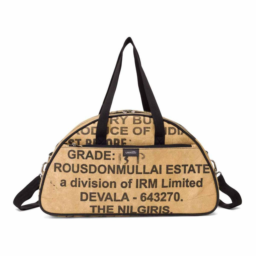 Used2b Gym recycled big tea bags