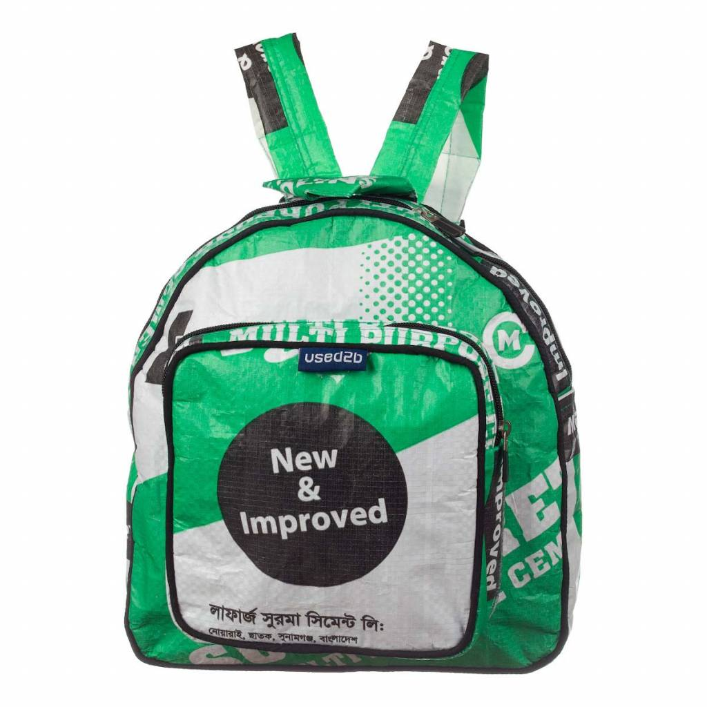 Used2b Bacpack Lafarge kids