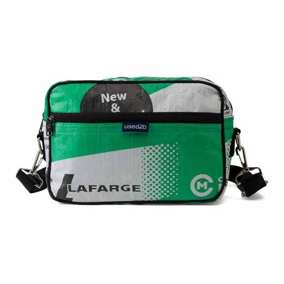 Used2b Small Messenger cement bags Lafarge