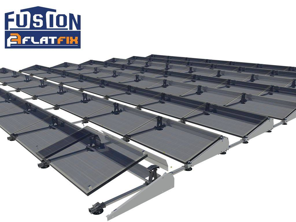 Flatfix Fusion Flatfix fusion sets zwart