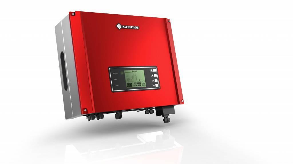 Goodwe Goodwe GW-6000-DT 3 fase / 2 MPPT / DC Switch / Wifi