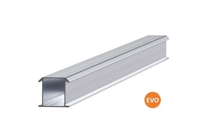 Clickfit Evo ClickFit Evo - Montagerail  3500mm