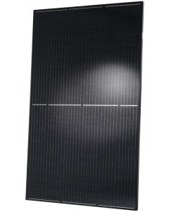 Qcell Q.Peak Duo Mono PERC Half-cell All Black 305 wp