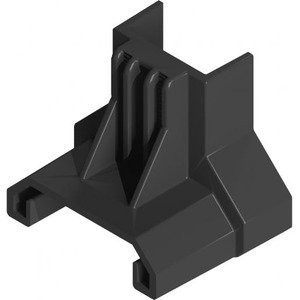 Clickfit Evo ClickFit Evo - Eindklemsteun staaldak zwart