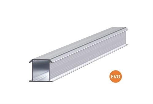 Clickfit Evo 1008007 - ClickFit Evo Montagerail 3500mm