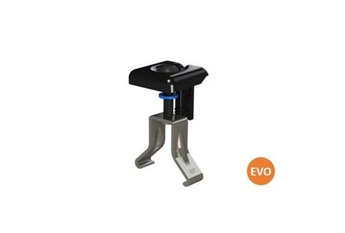 Clickfit Evo 1008020-B -ClickFit Evo Module Klem Universeel zwart