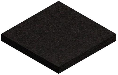 Van der Valk solar systems Van der Valk rubber tegeldrager 100x100x10mm