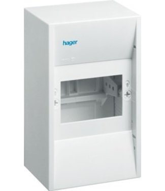 Hager Hager miniverdeler 6 modulen - GD106E