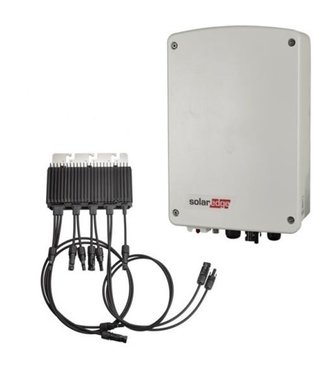 SolarEdge SolarEdge Extended 1.5kW met M2640 Optimizers