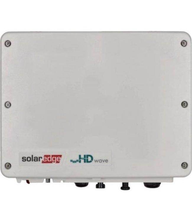 SolarEdge SolarEdge HD-Wave SE4000H SetApp