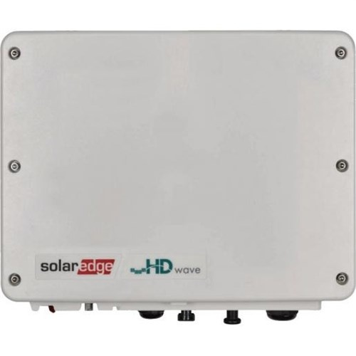SolarEdge SolarEdge HD-Wave SE4000H SetApp omvormer