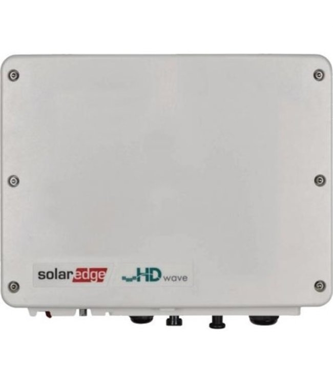 SolarEdge SolarEdge HD-Wave SE5000H SetApp