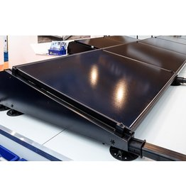Flatfix Fusion set 3 rijen van 4 panelen zwart