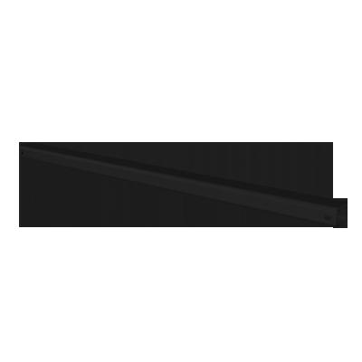 Flatfix Fusion Flatfix Fusion basisprofiel 750mm zwart