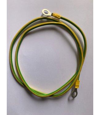 Aarde kabel Aardingskabel  7 meter + M8 oogschoenen