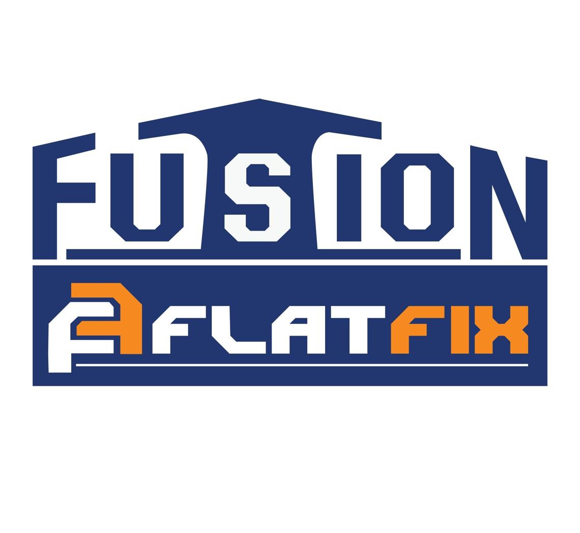 Complete fusion set 1700