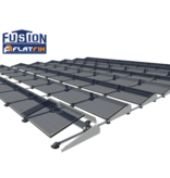 Flatfix Fusion sets Flatfix Fusion set 5 rijen van 8 panelen aluminium
