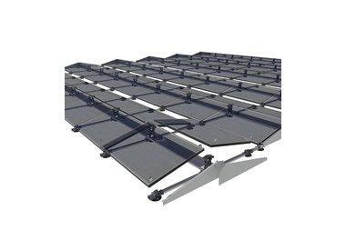 Flatfix Fusion sets oost/west aluminum
