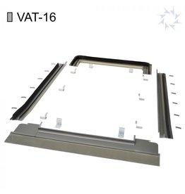 Viridian Solar Gootstukkenpakket portretgericht voor één (1 x) PV16