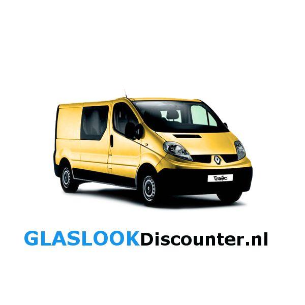 Renault Trafic inbouwruit
