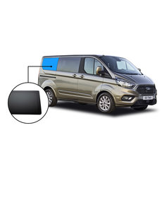 Ford TRANSIT CUSTOM LANG C-SEGMENT PRIVACY INBOUWRUIT RECHTS