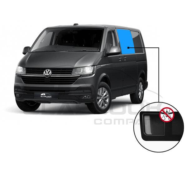 VW TRANSPORTER SCHUIFRAAM PRIVACY MET HOR LINKS