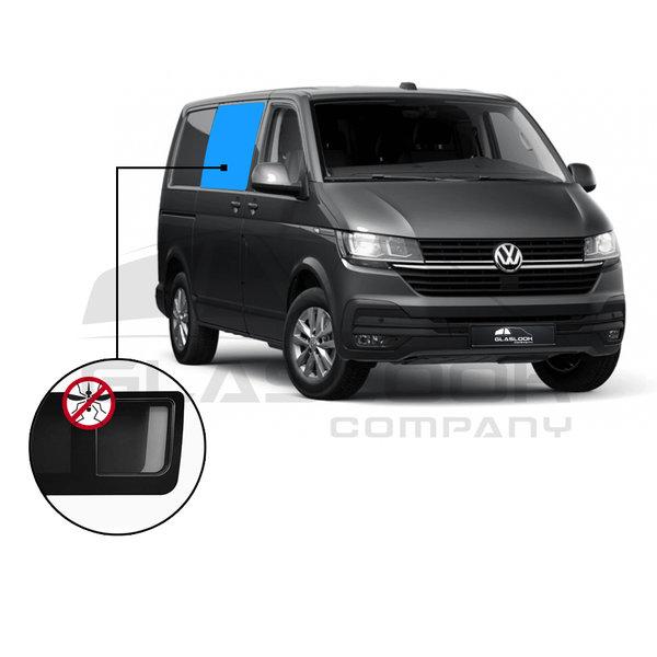 VW TRANSPORTER SCHUIFRAAM PRIVACY MET HOR RECHTS