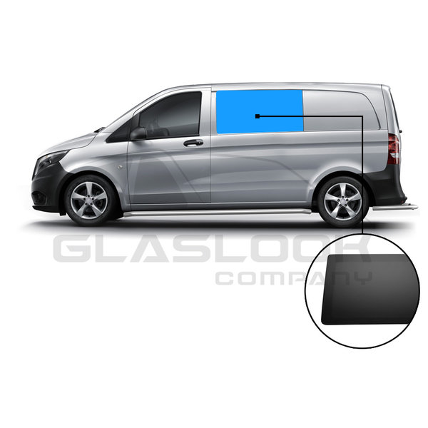 MERCEDES VITO MIDDEN PRIVACY INBOUWRUIT LINKS