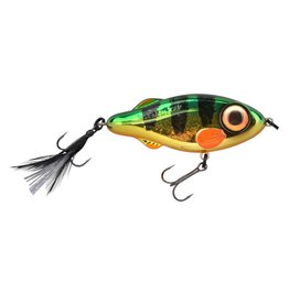Spro Iris Flash Jerk - 9,5cm  - Perch - Slow Sinking
